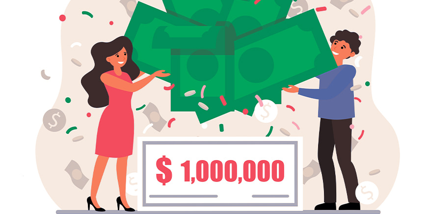 how to win a million dollars